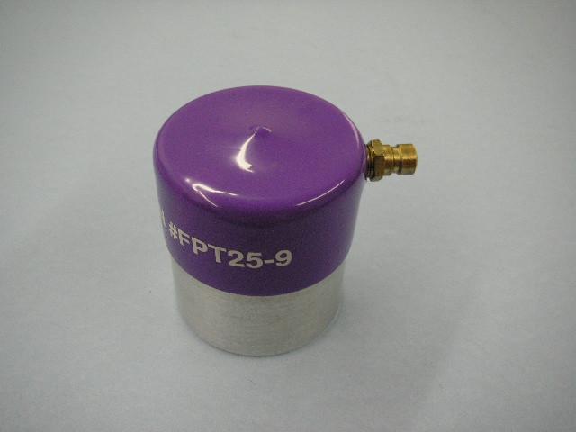 Waekon gas cap adapter - Purple