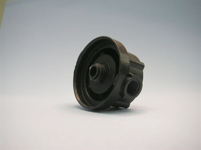 filter assembly head