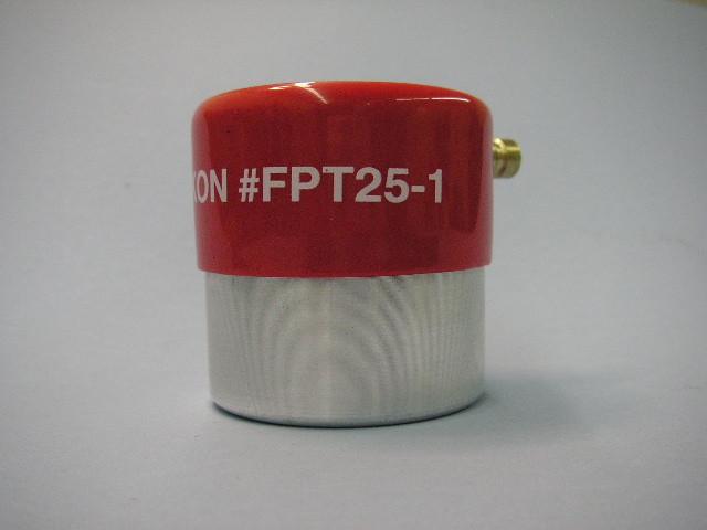 Waekon gas cap adapter - Red
