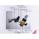 MAHA Pneumatic Assembly (complete) 034328000